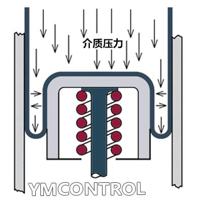 高压滚动膜片GMA20_201_21S_34_SM1_SM2_ST工作原理