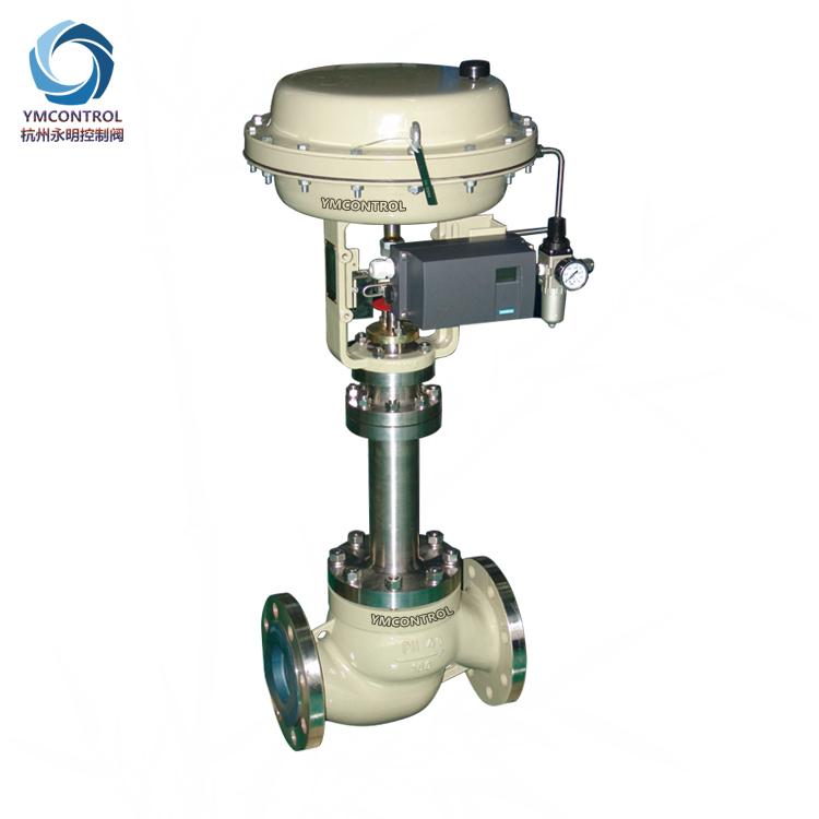 ZXPV-ZJHPV精小型氣動薄膜波紋管密封單座調節閥