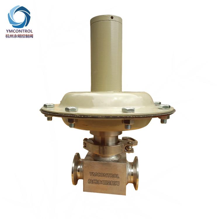 ZZVP-ZZJVP精小型自力式微壓閥,泄氮閥