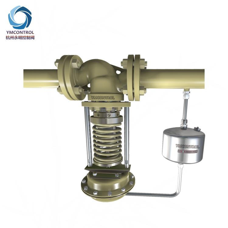 V230-ZZYP自力式壓力調節閥,蒸汽減壓閥