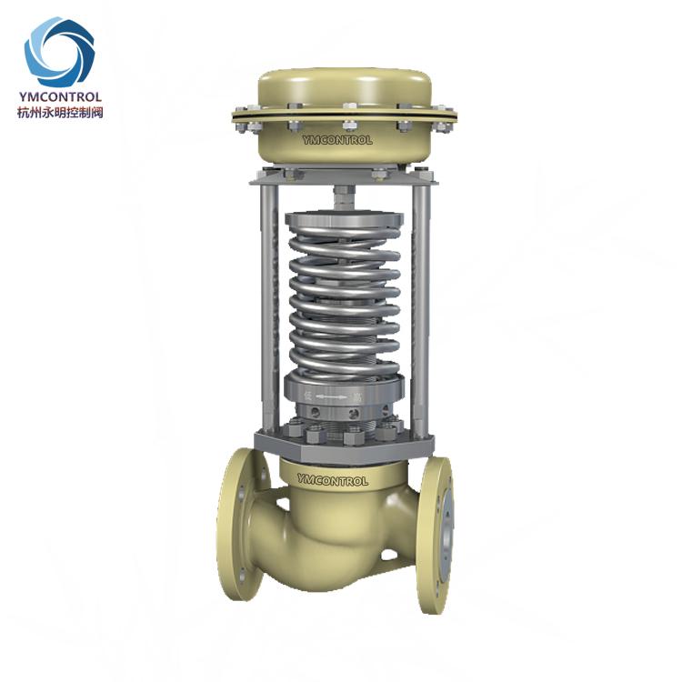 ZZYP高精度自力式氣體調壓閥